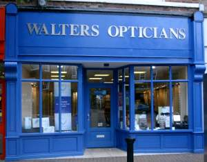 Walters Opticians - Gainsborough & Lincoln, UK